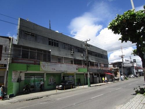 Imagem 1 de 18 de Prédio Comercial Para Alugar Na Cidade De Fortaleza-ce - L10112