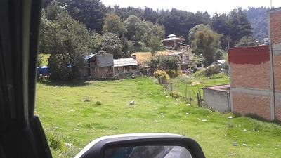 Terreno Santa Rosa Xochiac Camino Al Desierto De Los Leones
