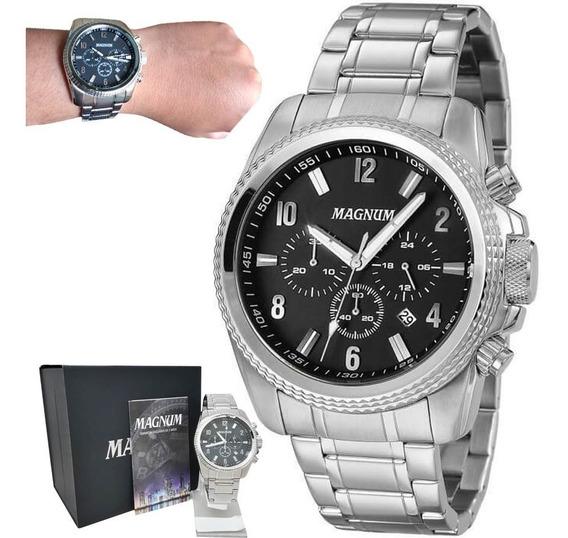 Relógio Magnum Cronógrafo Masculino Ma34076t