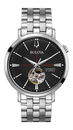 Relógio Bulova Masculino Classic 96a199n