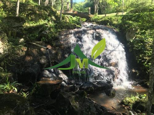 Sítio À Venda Com Cachoeira Em Piracaia - 4 Alqueires - 1463