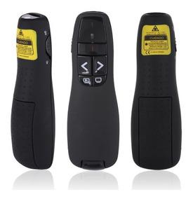 Apresentador Passador Slides Laser Wireless R400