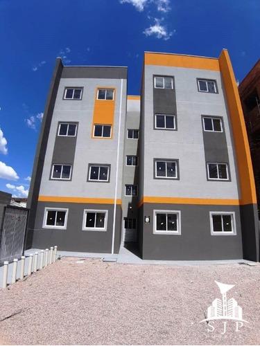 Imagem 1 de 15 de Apartamento Novo Com 2 Quartos, Sacada Com Churrasqueira, Sjp Imóveis - Ap00114 - 34503579