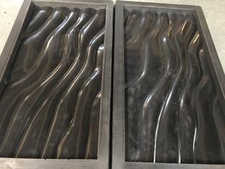 Molde Para Fabricar Placas De Yeso Antihumedad- 3d Mod.dubai
