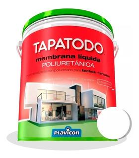 Tapatodo Membrana Líquida Impermeable 5 Kg. Plavicon Iacono
