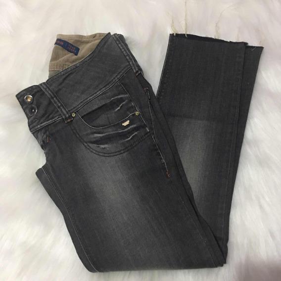 Calça Jeans Feminina Morena Rosa Jeans Grosso Perfeito Estad