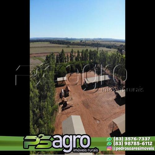 Imagem 1 de 7 de Fazenda À Venda, 130000000 M² Por R$ 230.000.000,00 - Centro - Nova Xavantina/mt - Fa0187