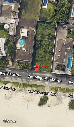 Imagem 1 de 7 de Terreno Frente Ao Mar Na Praia Da Enseada Guarujá/sp - Te0023