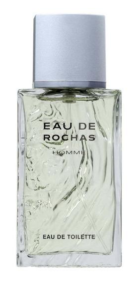 Eau De Rochas Homme Eau De Toilette - Perfume Masculino Blz