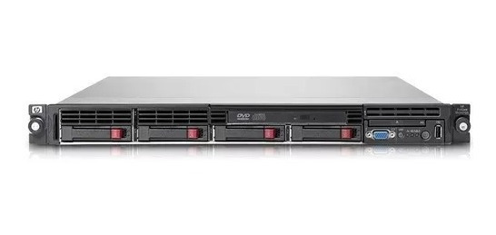 Servidor Hp Dl360 G6 - 128gb De Ram 2 Processadores Sixcore