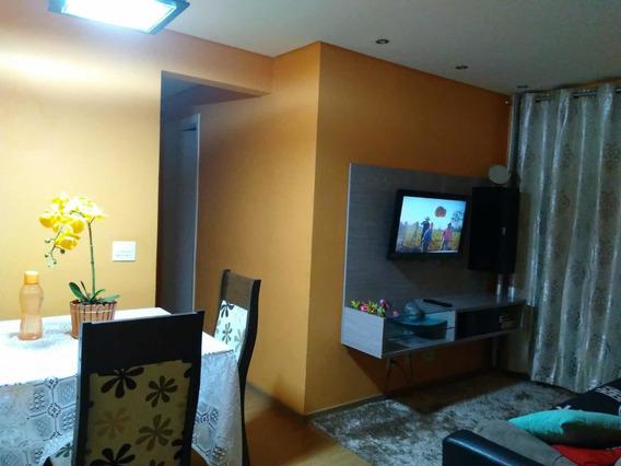 Apartamento 3 Dormitórios Em Itaquaquecetuba