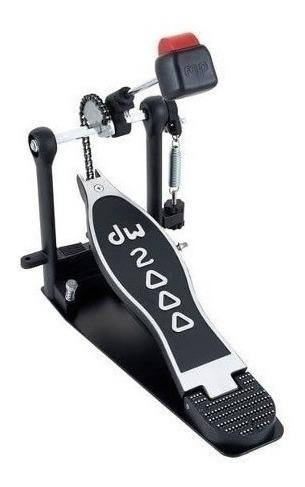 Pedal Bombo Simple Dw Serie 2000 Para Bateria Pesado Cuotas