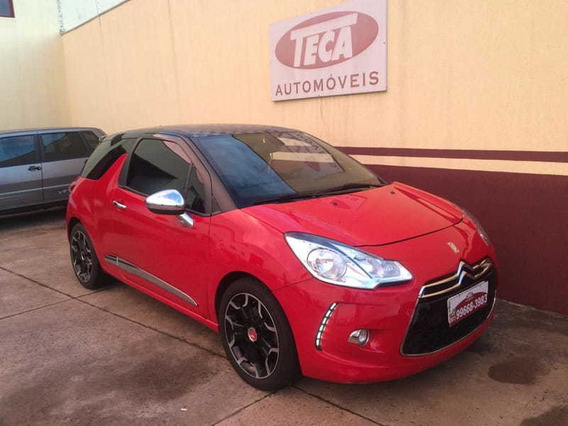 Citroen Ds3 1.6 Turbo 16v 165 Cv 2013