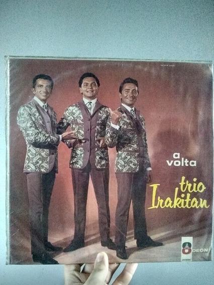 Lp Trio Irakitan A Volta 1967 Mono