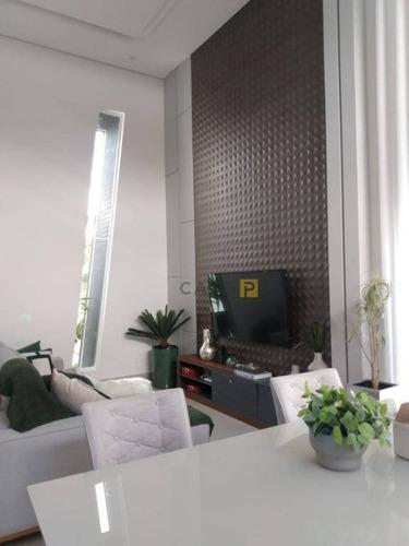 Casa Com 3 Dormitórios À Venda, 189 M² Por R$ 1.250.000,00 - Imigrantes - Nova Odessa/sp - Ca0997