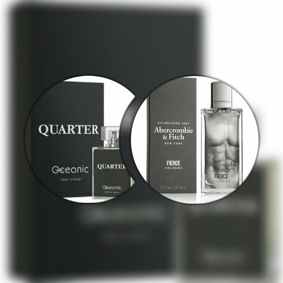 Quarter Oceanic - Inspirado No Abercrombie & Fitch