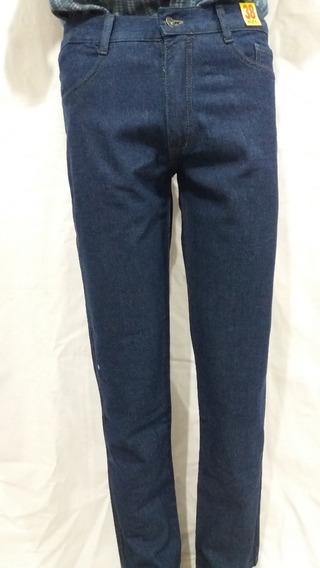 Calça Jeans Masculina Promoção Barata Uniforme Obra Trabalho