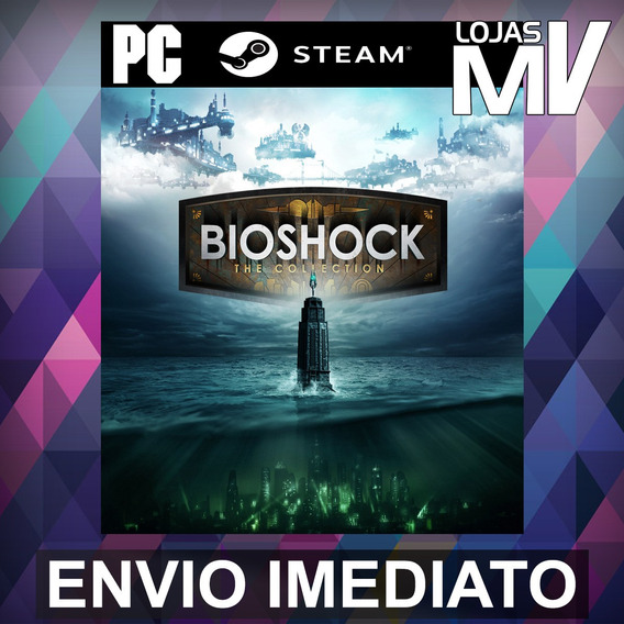 Bioshock: The Collection - Pc Steam Gift Presente