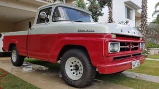 Ford Dodge 318 V8 - 1971