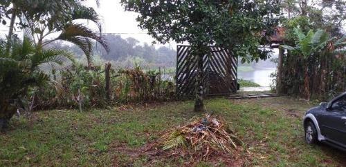 Chácara Murada No Parque Vergara Em Itanhaém - 6387