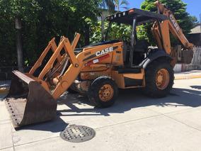 Maquinaria De Construcción Retroexcavadoras Case 580 N 4x4