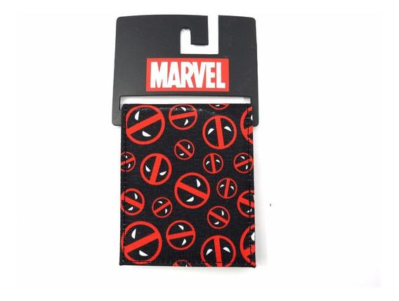 Carteira Masculina Marvel Deedpool Original
