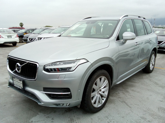 Volvo Xc90 2016 2.0 T6 Momentum Awd 7 Pas At