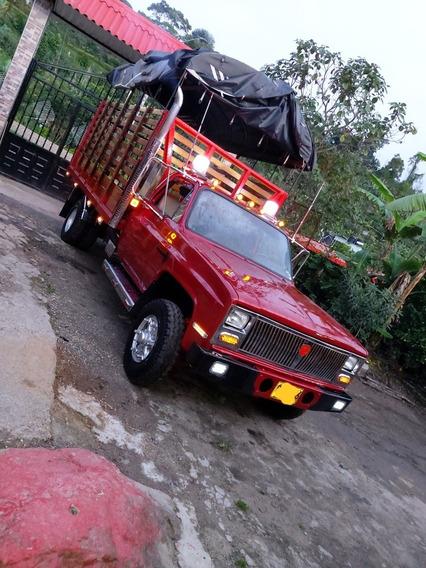 Chevrolet Diesel Estacas