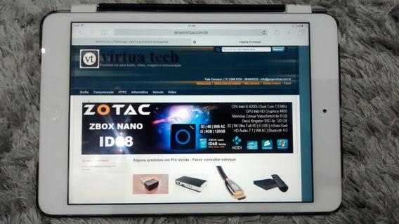Apple iPad Mini 32gb Semi Novo, Com Ios 11.2