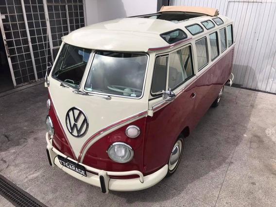 Volkswagen Kombi Samba Kombi Antiga