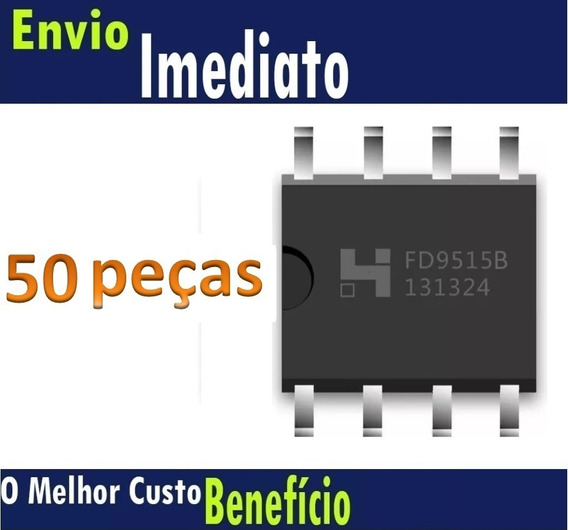 Kit 50 Peças Fd9515b Fd9515 Fd 9515 Original Ci Reg Tuner