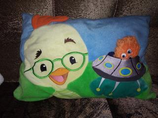 Almohada Chiken Little De Disney Store Original