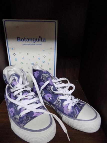 Botitas Botanguita Nuevas Num 35