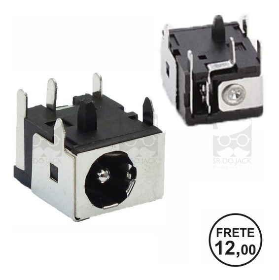 Dc Power Jack Itautec W7010 W7410 W7415 W7420 W7425 W7426