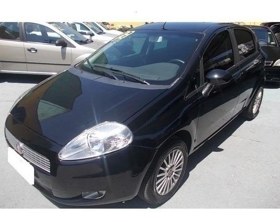 Fiat Punto Elx 1.4 Mpi Preto 8v Flex 4p Manual 2008