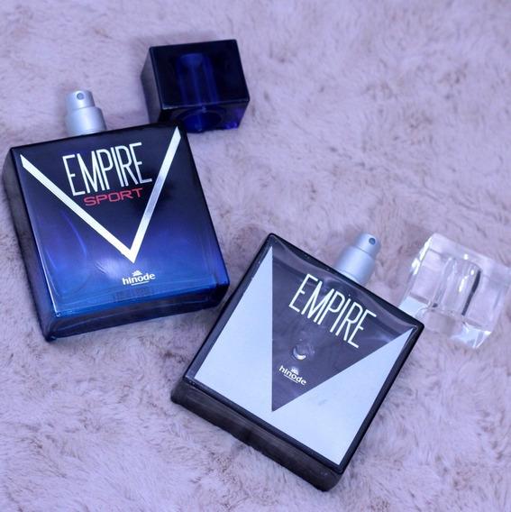 Kit Perfumes Empire E Empire Sport - Hinode - Frete Grátis