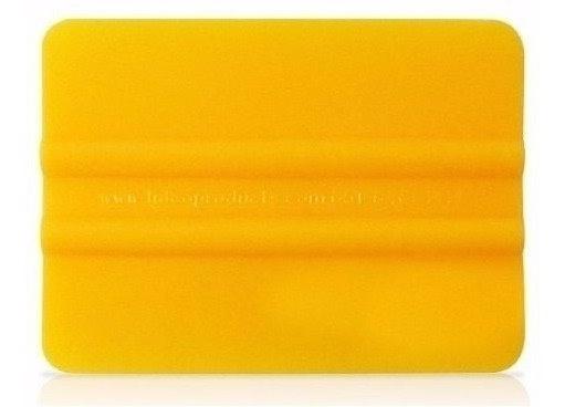 Espátula Laranja Tipo 3m - Aplicação De Insulfilm/adevisos