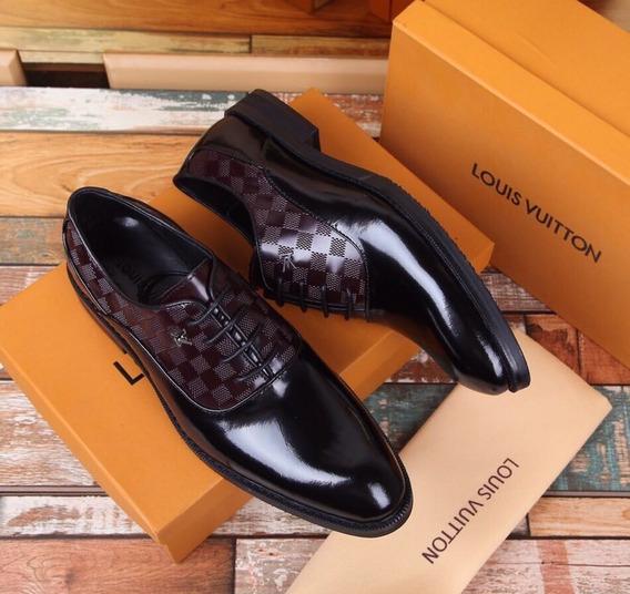 Sapato Social Louis Vuitton - Lv011