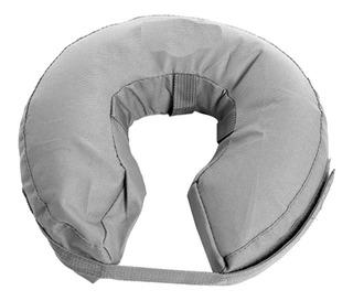 Collar Isabelino Inflable Talle Medium Perros Gatos 1229