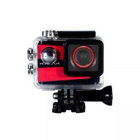 Câmera De Ação 801130 Xtrax Smart Com Nf E Garantia