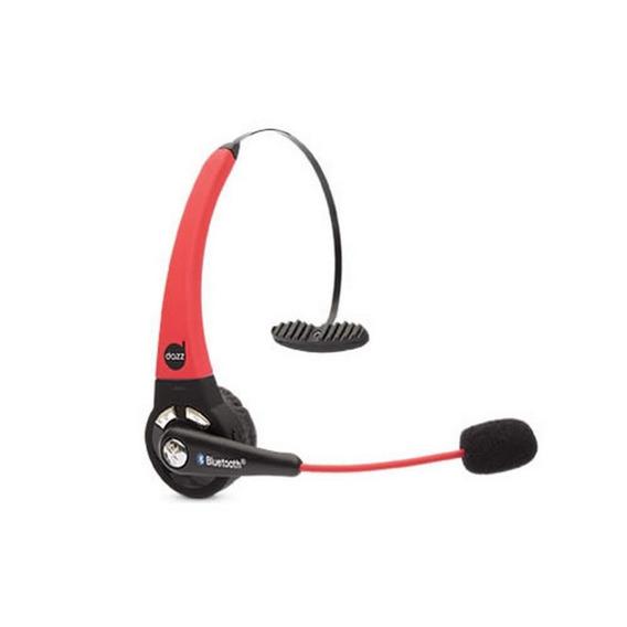 Fone De Ouvido Gamer C/microfone Dazz Preto/vermelho -621208