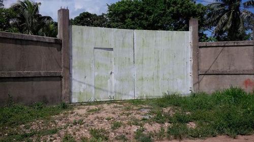 Imagen 1 de 5 de Terreno En Renta, Estero Del Pantano, Mpio. De Cosoleacaque