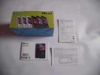 Caja Para Teléfonos Blu Tank 2