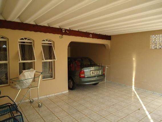Casa Residencial À Venda, Residencial Vale Das Nogueiras, Americana. - Ca0377
