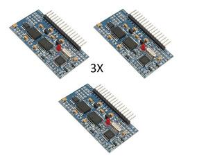 3 Peças - Módulo Inv. Senoidal Egs002/ir2113 + 3 Barra Pinos