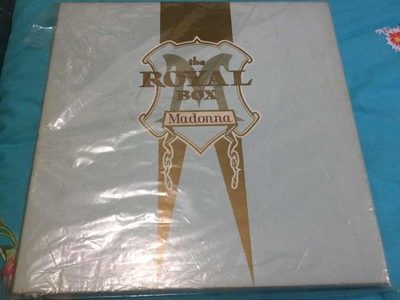 Madonna The Royal Box Importado