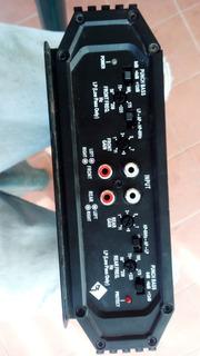 Planta O Amplificador Rockford Fosgate Modelo Prime R300-4