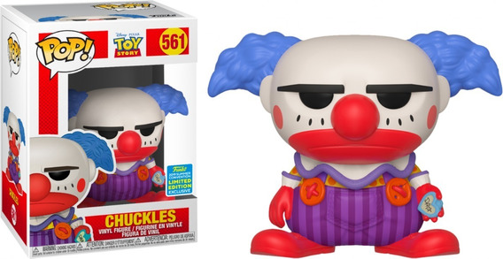 Funko Pop! Toy Story 4 - Ex Sdcc - Chuckles #561