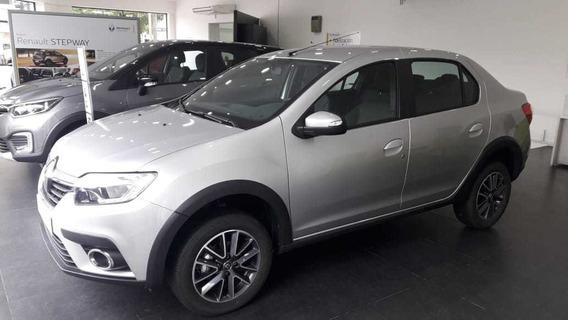 Renault Logan 1.6 Life Zen Intens 1.6 2020 0km Oferta Con Jl