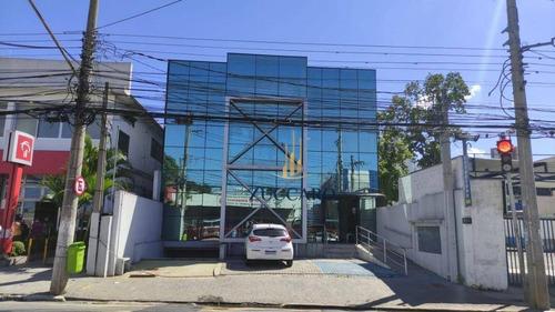 Prédio, 1180 M² - Venda Por R$ 6.500.000,00 Ou Aluguel Por R$ 35.000,00/mês - Macedo - Guarulhos/sp - Pr0165